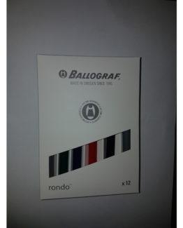 Ballograf Rondo Mechanical Pencil 0.7 mixed