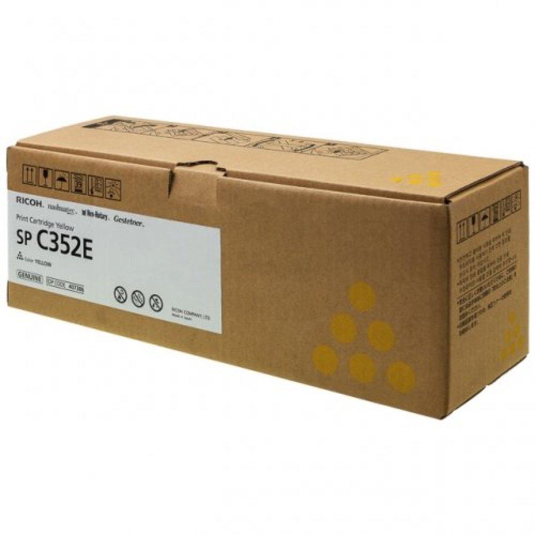 Ricoh/SP C352 yellow toner