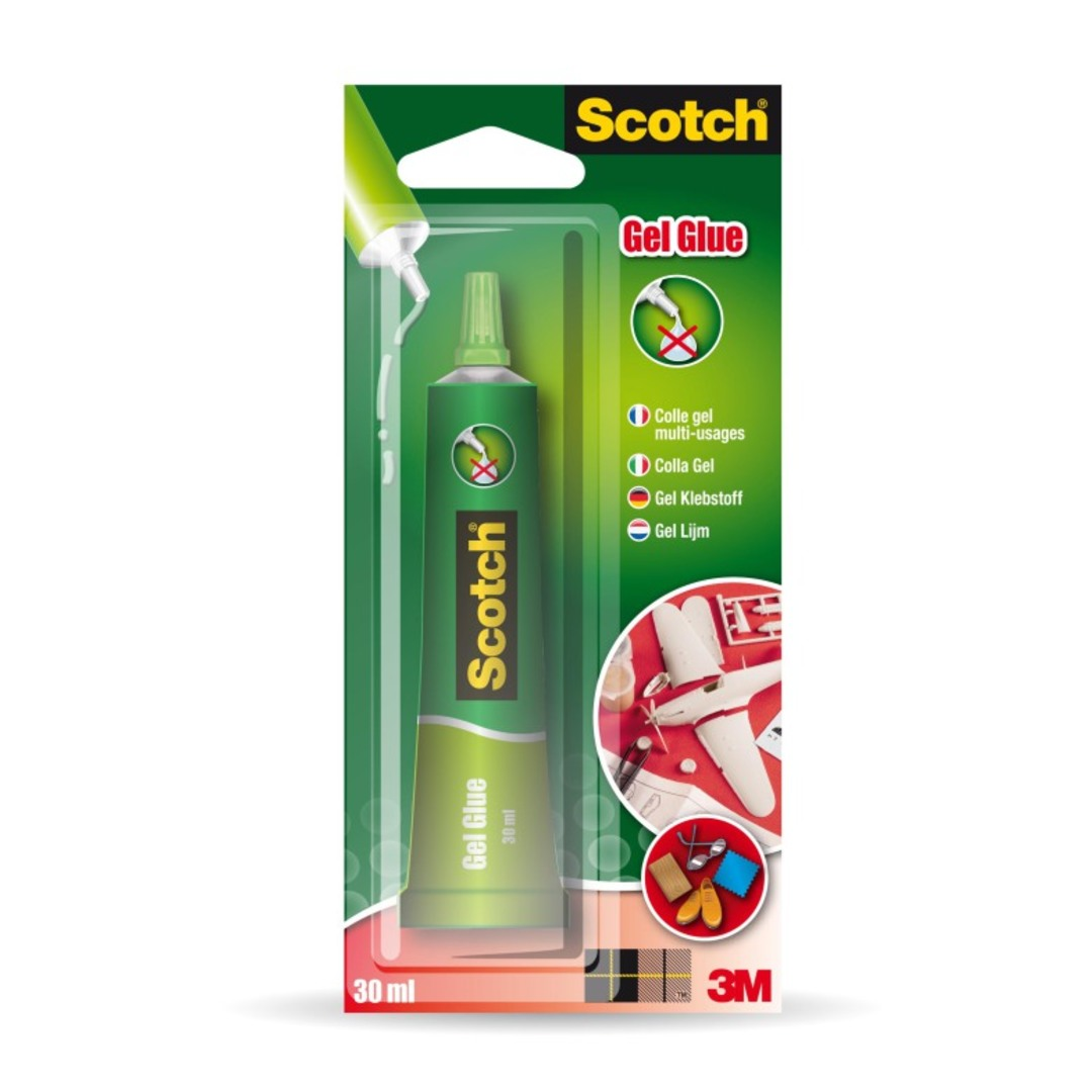 Glue Scotch Gel Universal 30ml 3045C12