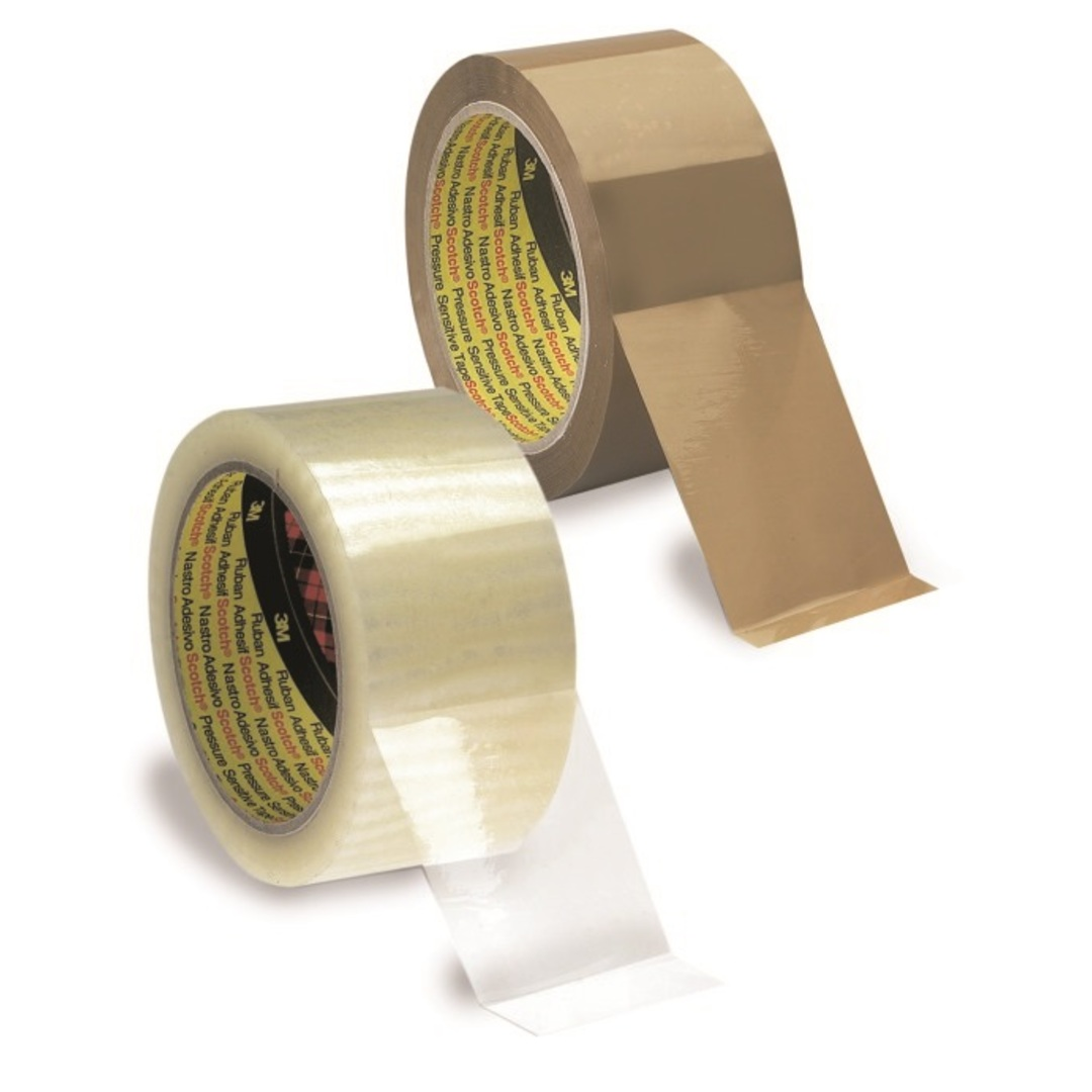 Packaging Tape Brown 38mmx66m 37138B