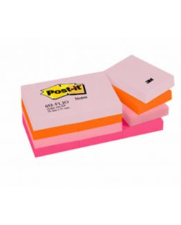 Post-it 653FLJO Notes 51x38 Joyful coloured (12)