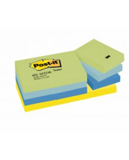 Post-it 653MTDR Notes 51x38 Dreamy coloured (12)