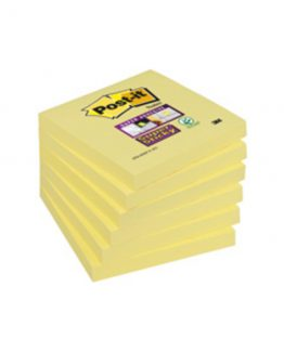 Post-It SuperSticky 76x76  yellow