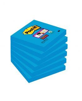 Post-It SuperSticky 76x76  blue
