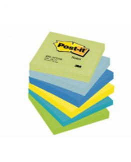 Post-it 654MTDR Notes 76x76 Dreamy coloured (6)
