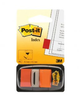 Post-it 6804M  Index Orange