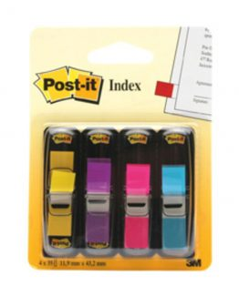 Post-It Split flag ½'' (683-4AB)