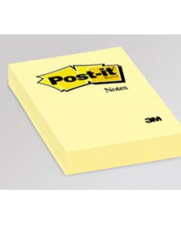 Post-It  standard 656 51x76 mm, yellow (12)