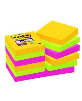 Super Sticky Colour Notes Rio de Janeiro 47,6x47,6 (12)