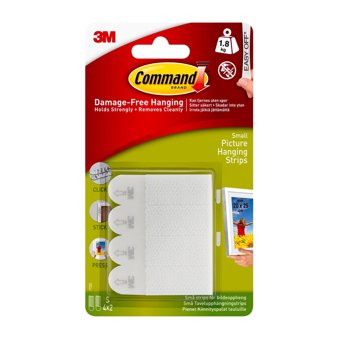 Command Wire-Backed Picture Hanger Value Pack 17043