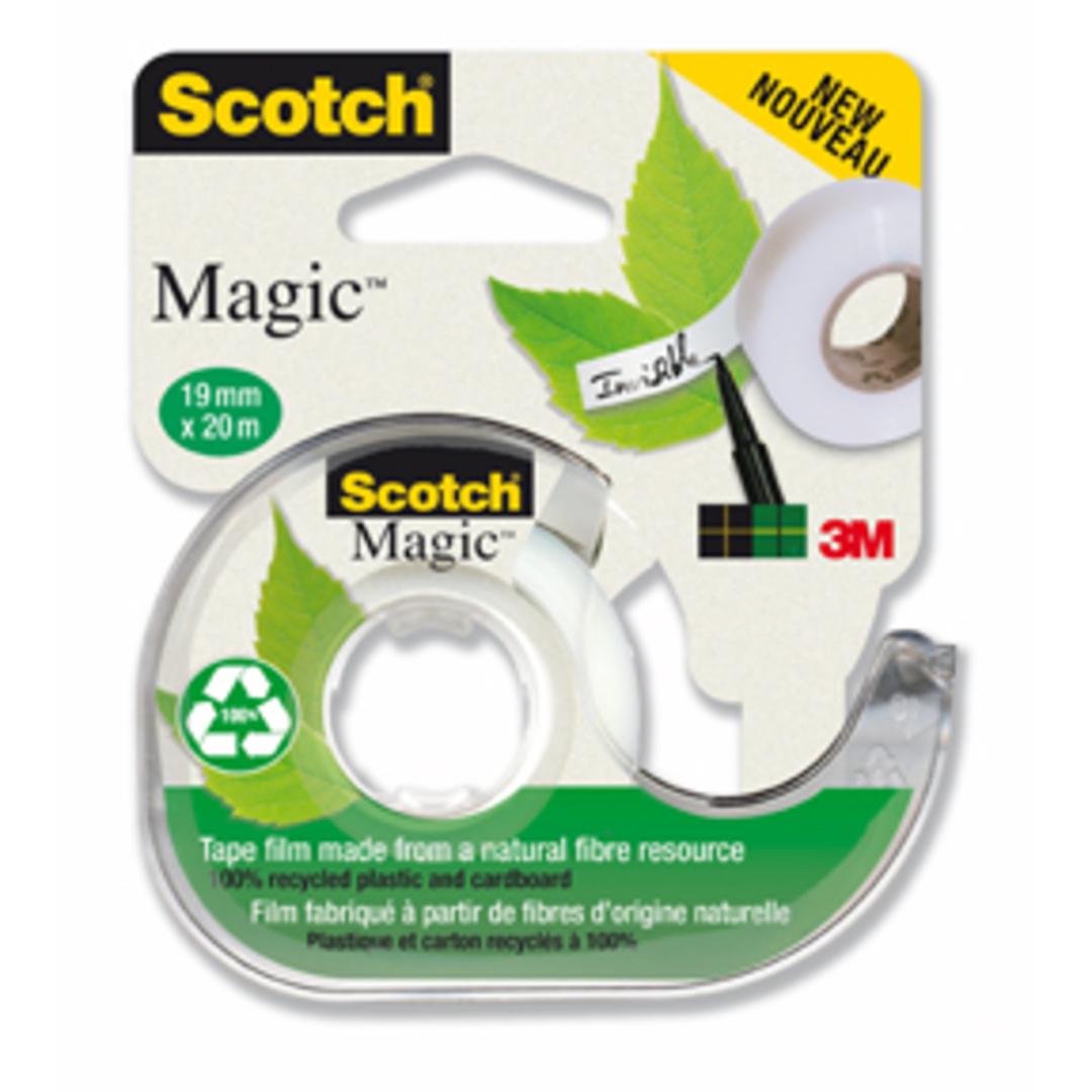 Tape disp w/900 tap Green 19mmx20m