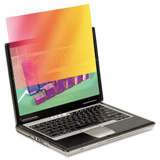 3M Privacy filter laptop 14,0'' widescreen gold (16:9)