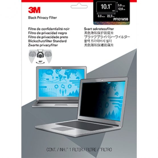 3M Privacy filter 10.1'' widescreen laptop/tablet