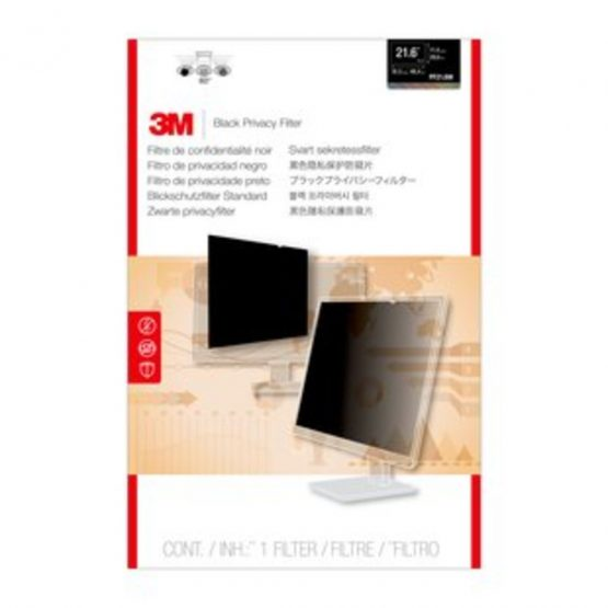 """3M Privacy filter for desktop 21,6"""" widescreen"""