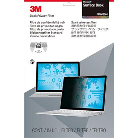 3M Privacy filter Microsoft Surface Pro (Landscape) (3:2)