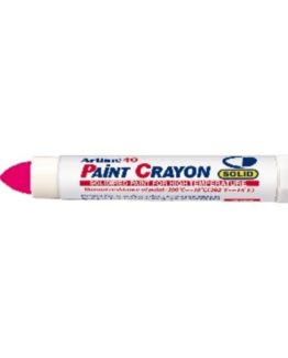 Paint Crayon Artline 40 red