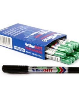 Artline 041T Twin Marker green