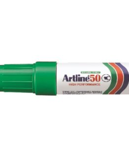 Permanent Marker Artline 50 6.0 green