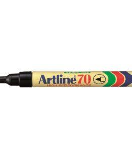 Artline 70 Permanent 1.5 black (EK-70)