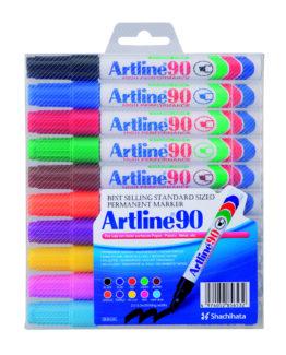 Artline 90 10-pack assorted