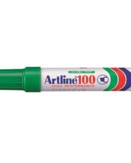 Permanent Marker Artline 100 12.0 green
