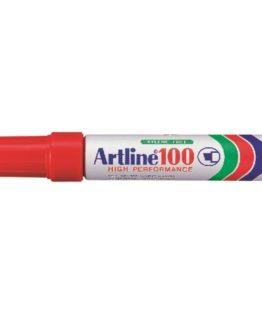 Permanent Marker Artline 100 12.0 red