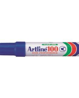Permanent Marker Artline 100 12.0 blue