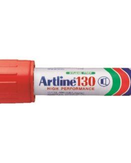 Permanent Marker Artline 130 30.0 red