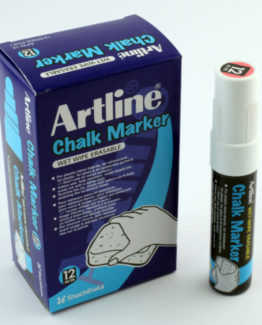Artline EPW-12 Chalk Marker white