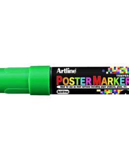 Artline EPP-6 Poster Marker green