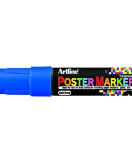 Artline EPP-6 Poster Marker blue