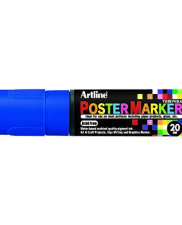Artline EPP-20 Poster Marker blue
