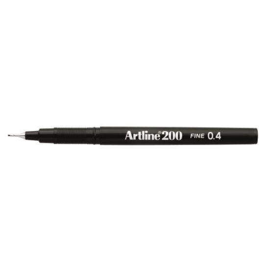 Fineliner Artline 200 black