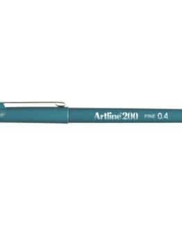 Fineliner Artline 200 green