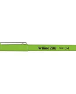 Fineliner Artline 200 yellowgreen