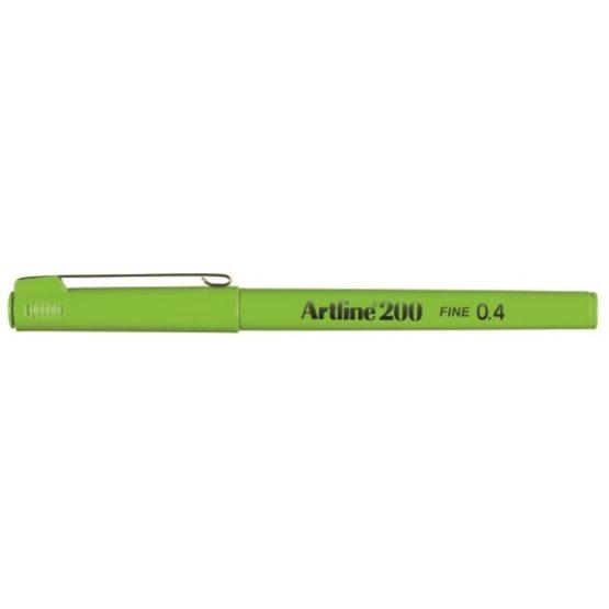 Fineliner Artline 200 yellowgreen
