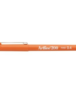 Fineliner Artline 200 orange