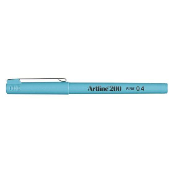 Fineliner Artline 200 light blue
