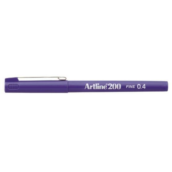 Fineliner Artline 200 blue