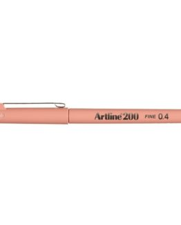 Fineliner Artline 200 apricot