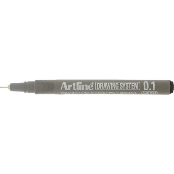 Artline 231 Drawing black