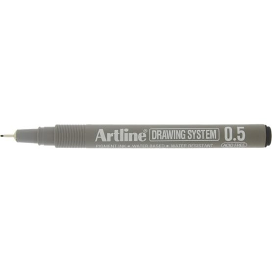 Artline 235 Drawing black