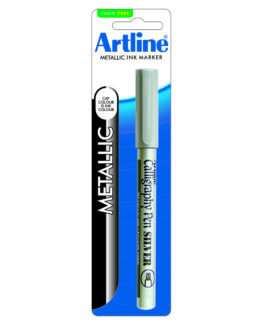Artline 993 Calligraphy silver 1-Blister