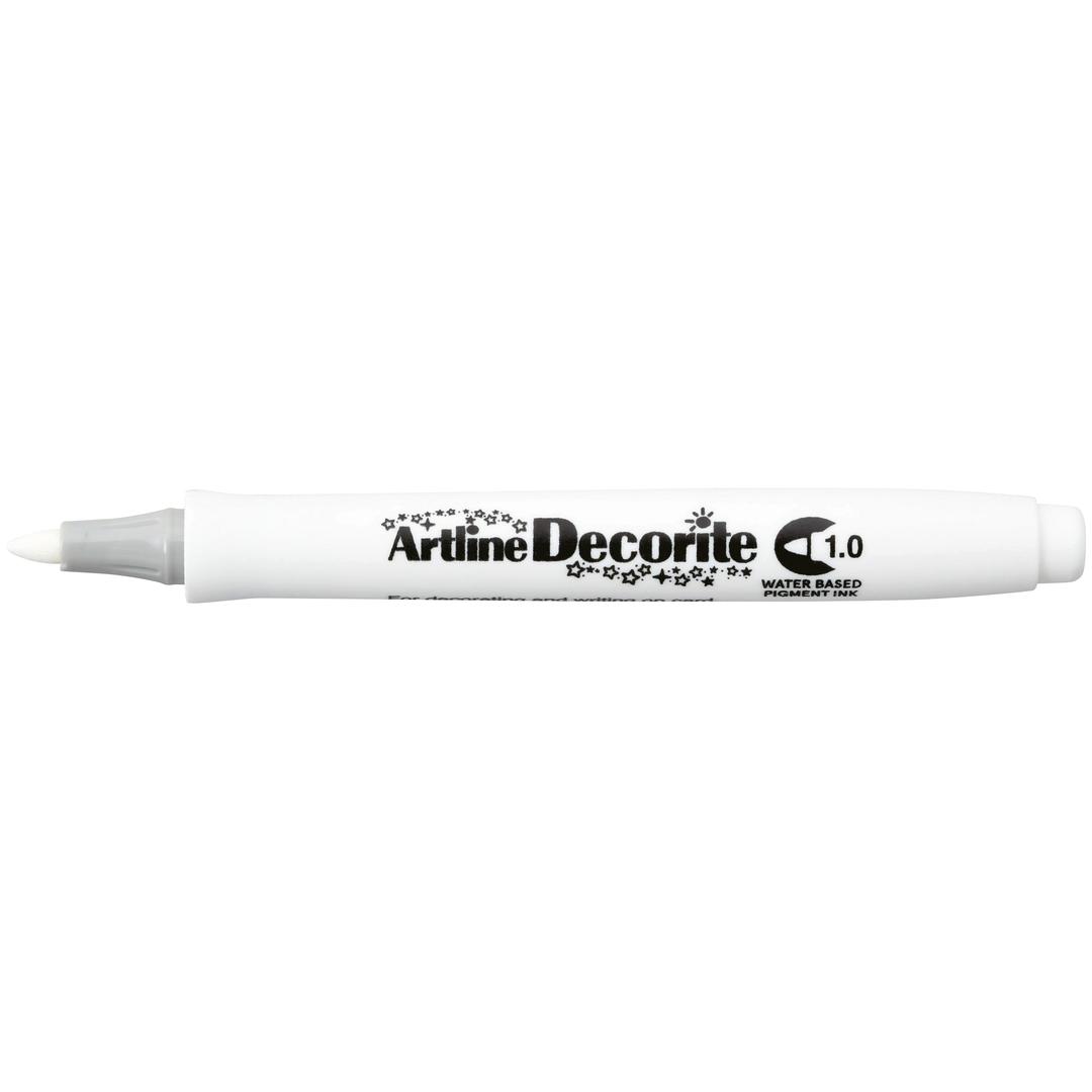 Artline Decorite Bullet 1.0mm white