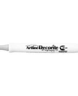 Artline Decorite Brush white