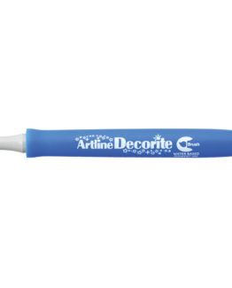 Artline Decorite Brush blue
