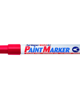 Paint Marker Artline 400XF red