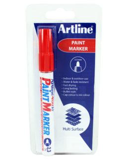 Artline 400XF/1Blist red