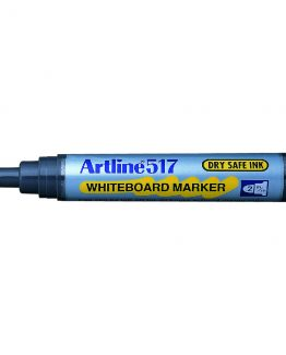 Artline 517 Whiteboard black