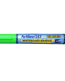 Artline 517 Whiteboard green